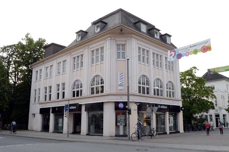 mStore Oldenburg schließt