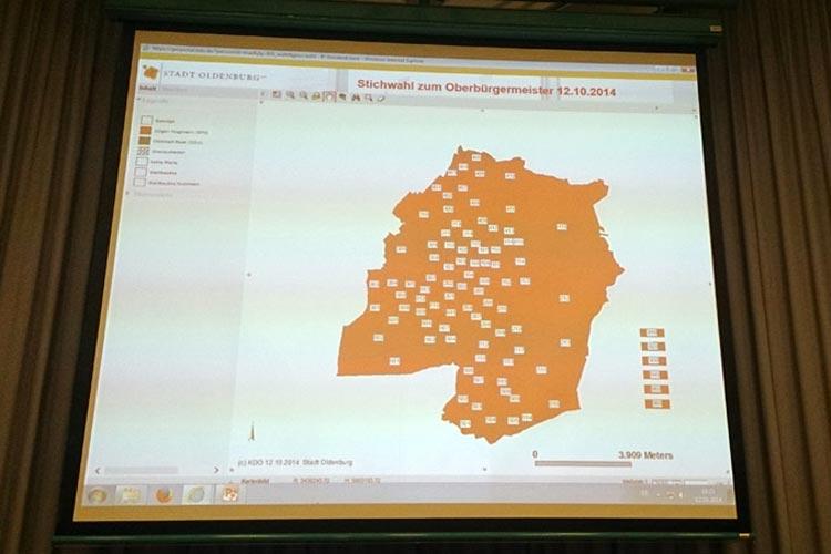 Jürgen Krogmann konnte alle 94 Wahlbezirke für sich entscheiden.