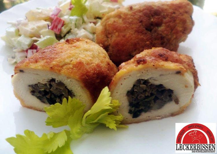 Leckerbissen der Woche: Filet mit Champignons